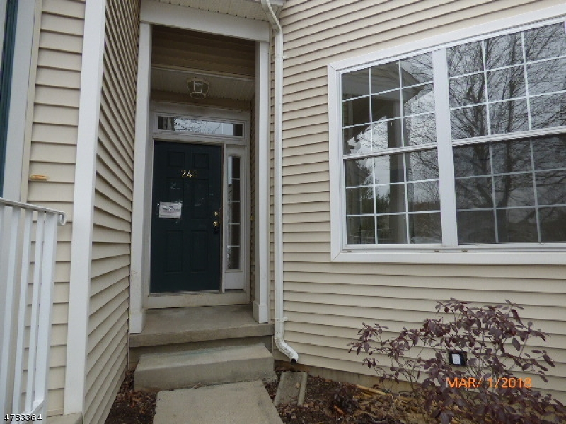First floor unit newly painted with 2 BR 2 Bath and a basement. Conveniently located to all amenities and commuting arteries.  First look expires on March 26th only owner occupant offers will be