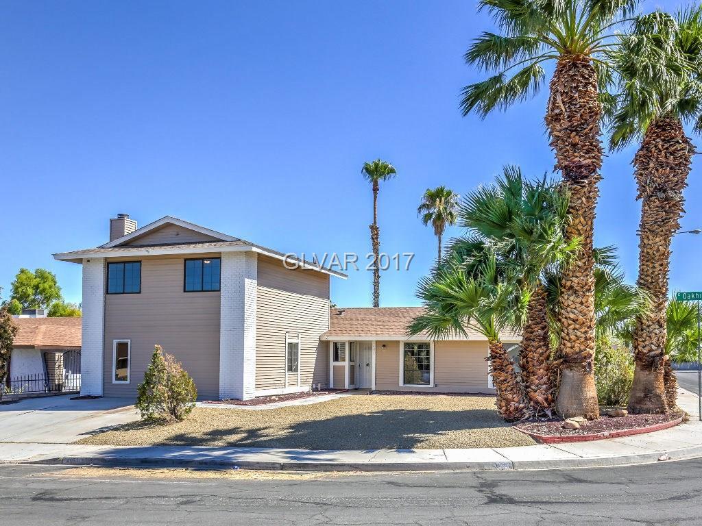 4051 OAKHILL Avenue, Las Vegas, NV 89121