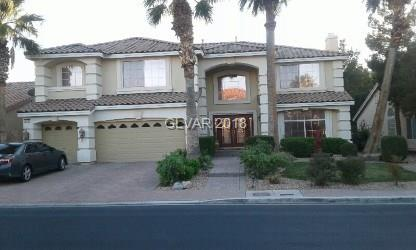 4175 ABERNETHY FOREST Place, Las Vegas, NV 89141