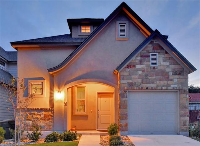 "Gorgeous gated boutique community, quality brand new construction with spray foam insulation, energy efficient windows roughly 3 miles from North Austin's highly desirable luxury shopping and nightlife hotspot - The Domain. Live in the heart of Austin's ""Tech Belt"", a hop from Mopac and I-35. Community is set back against a beautiful greenbelt with towering trees. You will not find another new community as close to The Domain that is also 11 mins from downtown for this price. Limited opportunities remain."