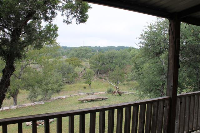 "This unrestricted 20 acres is located in one of the most desirable areas of Burnet County on Park Rd. 4. The property is highlighted by dramatic elevation change & a seasonal creek lined w/sandstone bluffs. Improvements made to the property are both practical & tasteful. A 1,814 square foot ""barndominium"" provides comfortable living quarters & ample storage while leaving plenty of prime building locations for your dream home. Property is 15 minutes of both Marble Falls & Burnet."