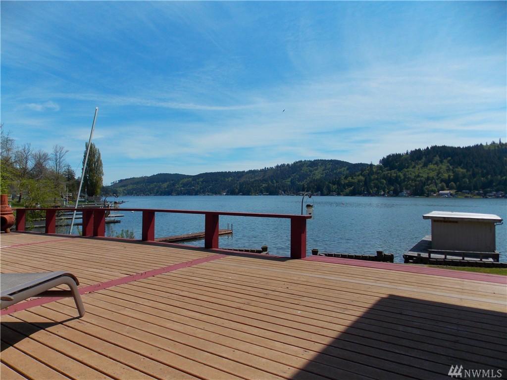 Mercer island luxury waterfront estate idesignarch interior design - Summit Lake Olympia Wa Real Estate