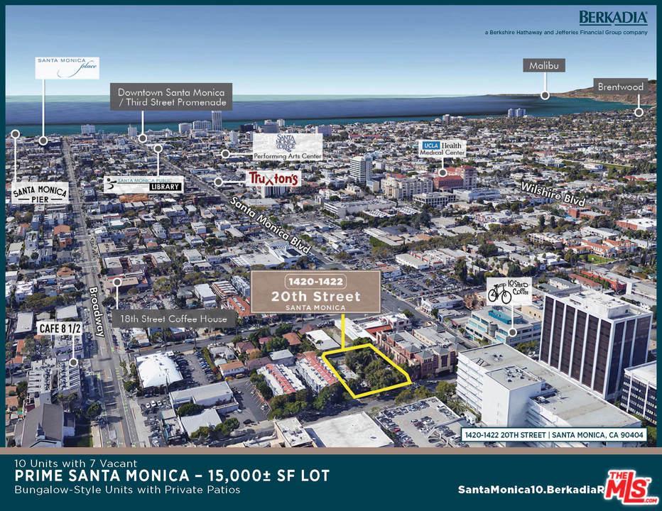 1420 20TH Street, Santa Monica, CA 90404
