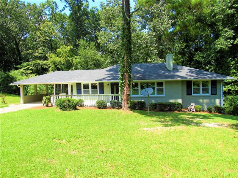 2049 Honeysuckle Lane SW, Atlanta, GA 30311