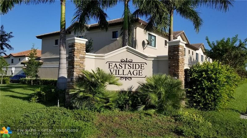 New executive community in Oakland Park with garage. 3/2.5 Town home built in 2017 , still with BUILDERS WARRANTY. Gorgeous kitchen with quartz counter tops, high end Italian glass back splash and stainless steel upgraded appliances. Dark wood cabinets, with porcelain tile downstairs. Maytag front loading washer, and dryer. PLUS--, feel secure with ALL IMPACT WINDOWS AND DOORS!!. 1/2 bath downstairs. Owner installed beautiful draperies, and plantation shutters on all windows. Great location in community, close to the lake. Chicago brick pavers. Easy access to all major Highways. Bring your fussiest buyers. They wont be disappointed.*** Bonus to the buyer- Seller will give a $1500.00 credit towards closing costs***