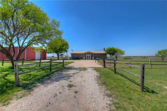 This beautiful ranch with amazing views is one of a kind! This 2 bedroom/1 bath house is prefect for a newly married couple who are looking to build a home or anyone who is wanting to downsize. Has a barn with 3 horse stalls, a storage area/workshop, even a room for deer processing! There is a covered back patio with a fireplace perfect for nightly fires to watch the sunset! Just an hour to Austin and 25 mins to Burnet!