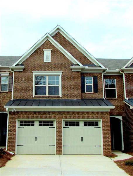 Caswell Overlook Townhomes For Sale In Marietta Georgia