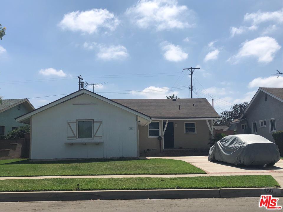 190 W ADAMS Street, Long Beach, CA 90805