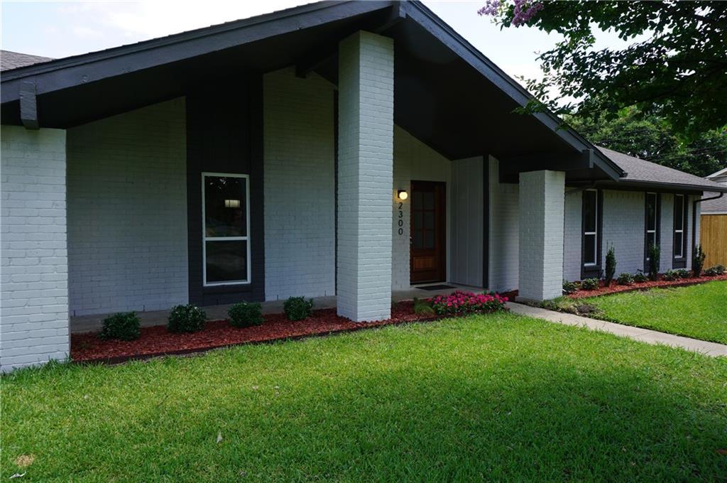 2300 Flat Creek Drive, Richardson, TX 75080