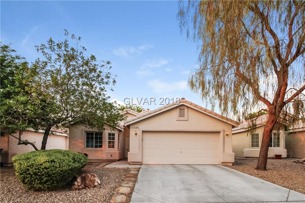 Built in 2005, this Henderson one-story offers scenic views, a fireplace, and a two-car garage. This home comes with a 30-day buyback guarantee. Terms and conditions apply.