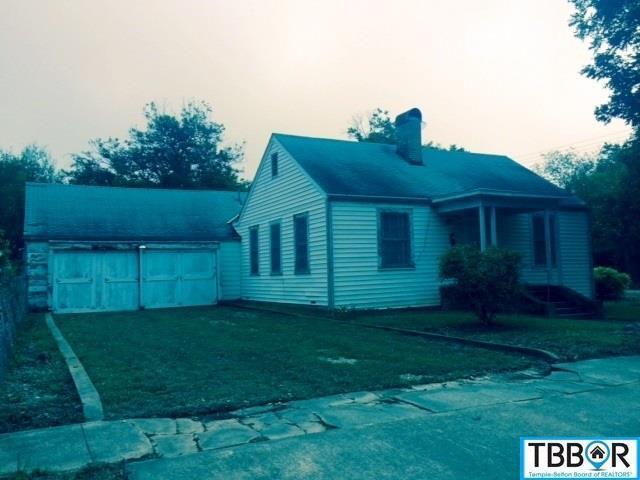 1119 53rd Street, Temple, TX 76504