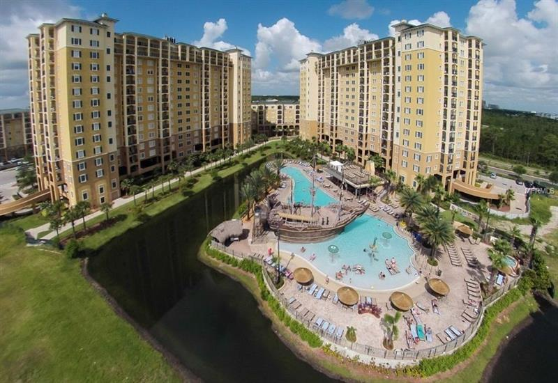 Your Orlando condo awaits!  Whether you want to reside in this condo or use it as a vacation rental property, you cant go wrong.  Just steps away from the resort amenities and shops nearby.