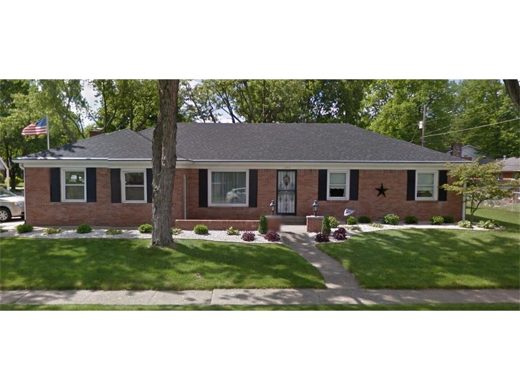 1345 Oliver Avenue, Plainfield, IN 46168
