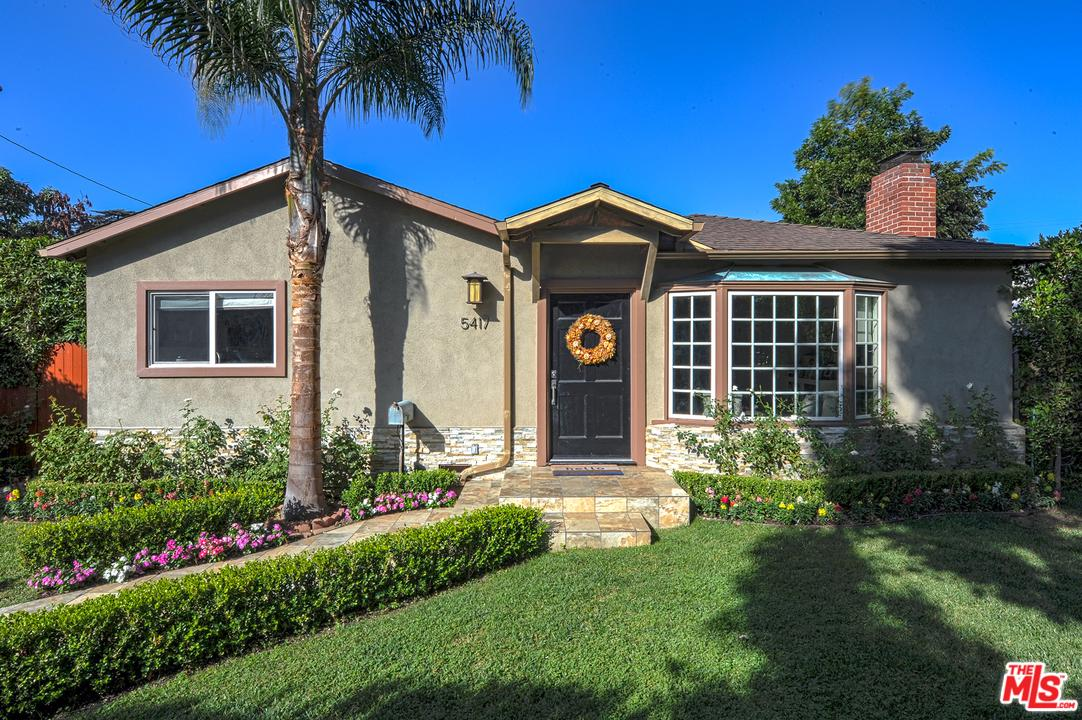 5417 BUFFALO Avenue, Sherman Oaks, CA 91401