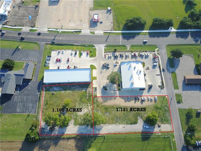 1.181 acre commercial lot. Close to HW 95. Perfect place to build your new income property or business.