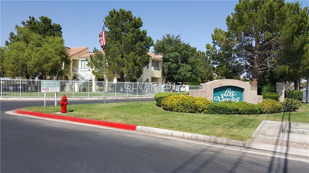 4895 S TORREY PINES Drive 101, Las Vegas, NV 89103