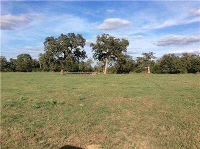 Ag-exempt acreage just 5 mins out of Giddings. Land is ready for new home site and country living. No pond on this tract currently, but would support a new pond structure. Land tract has some oak and elm trees for a hill building site away from county road frontage. Electricity & Lee County Water is available. Frontage on CR 113 for easy access to property. Land tract is near old county landfill. Addtnl tracts available. Seller imposed restrictions will include a restriction on single wide mobile homes.