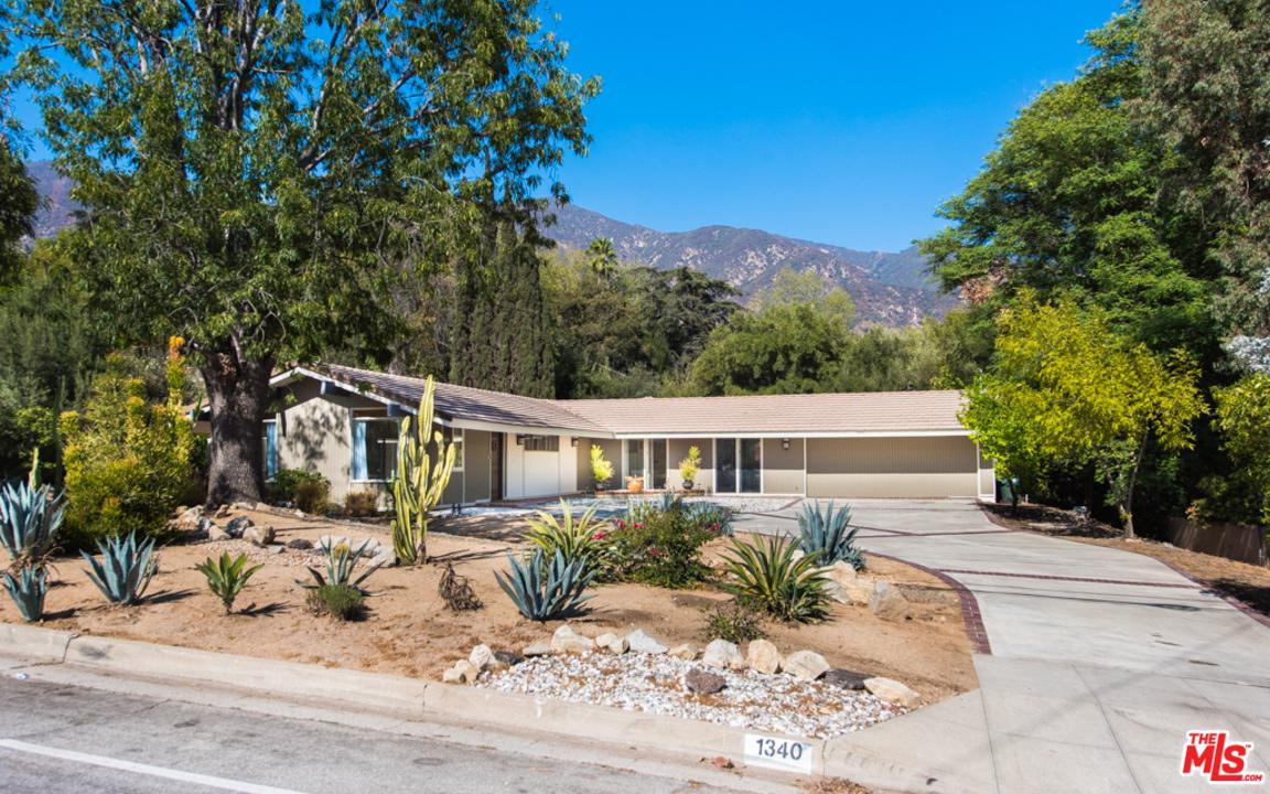 1340 SIERRA MADRE VILLA Avenue, Pasadena, CA 91107