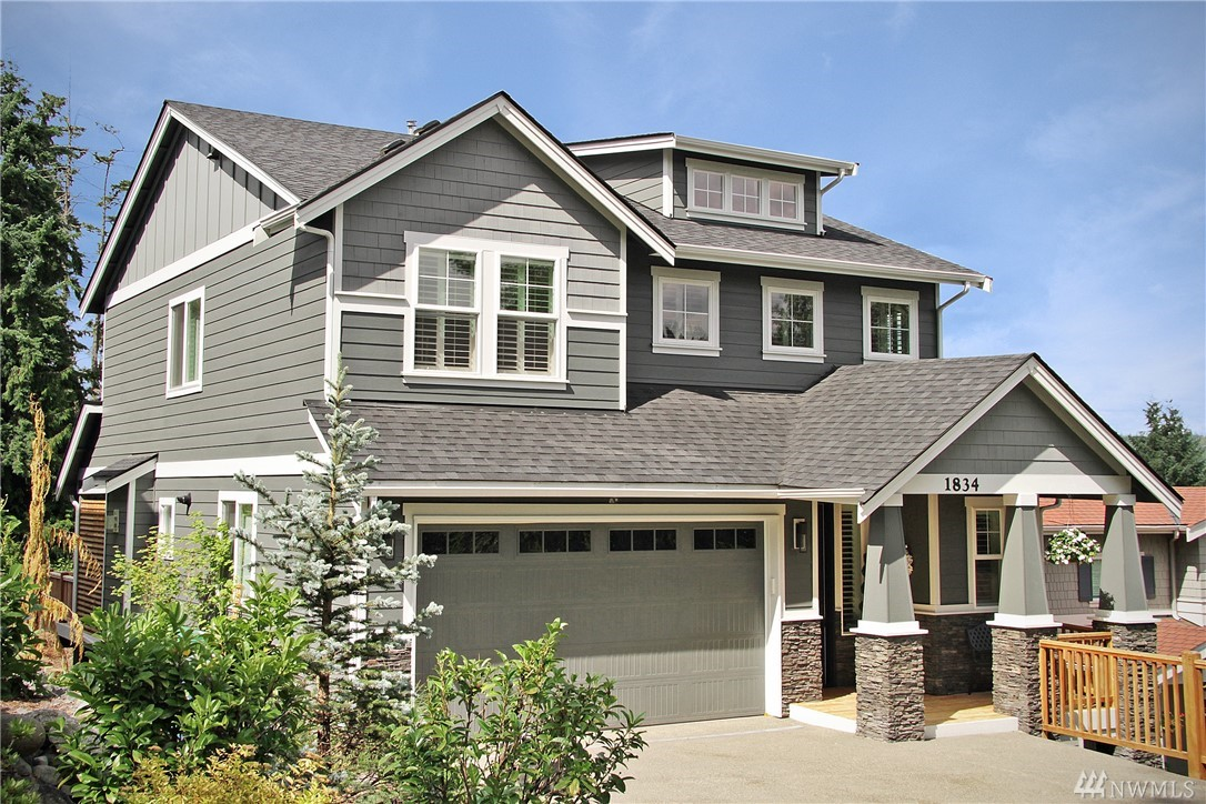 1834 James Bush Rd NW, Issaquah, WA 98027