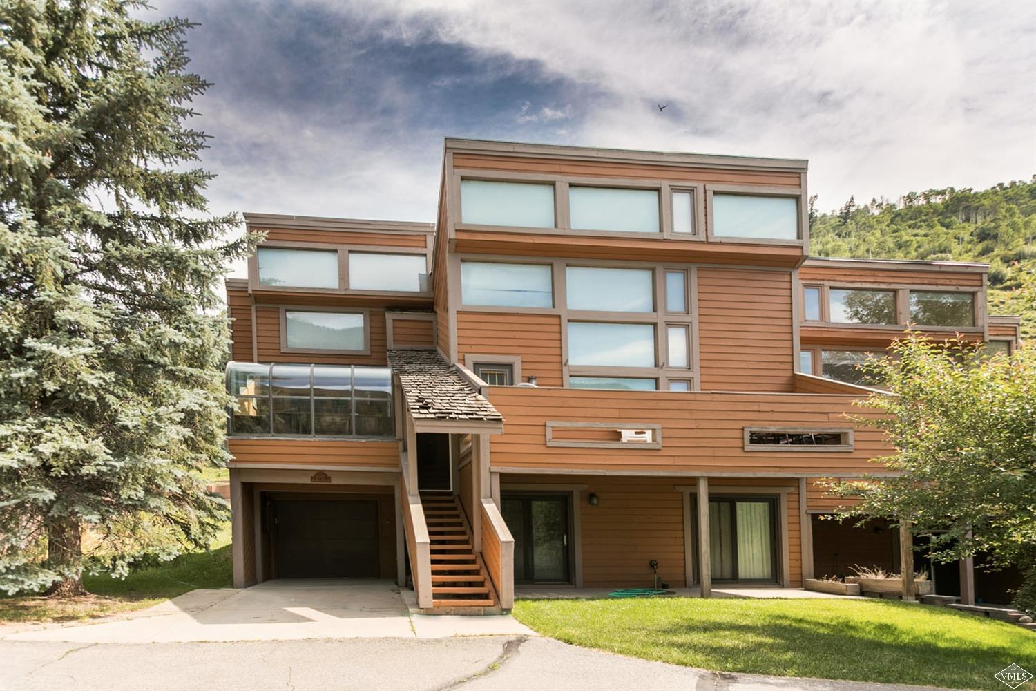 4595 Bighorn Road, Vail, CO 81657