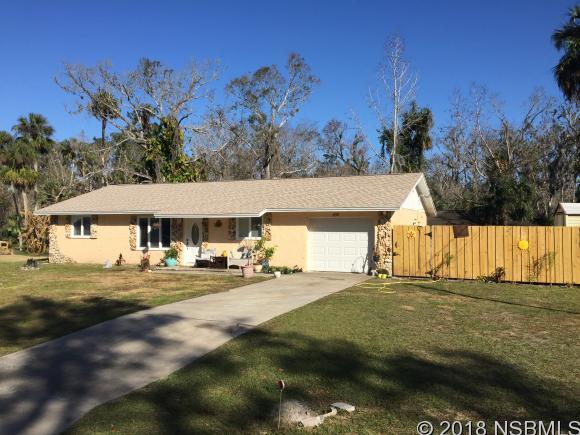 439 Patricia Drive, New Smyrna Beach, FL 32168