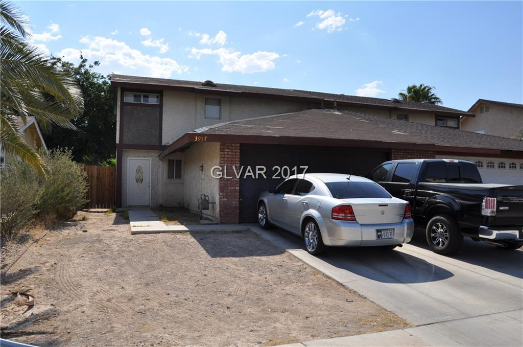 3957 JONTUE Street, Las Vegas, NV 89115
