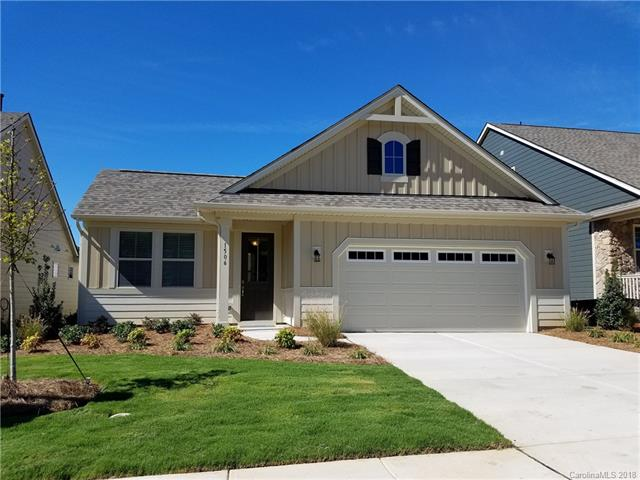 Beautiful New Community in Tega Cay offering low maintenance ranch homes with close proximity to Nivens Creek Landing, Baxter Village and Rivergate Shopping Center. Open floorplan with lots of natural sunlight and side courtyards for outdoor living. This 1 1/2-story home features 3 bedrooms and 3 full bathrooms with a study and open floorplan.