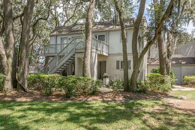 654 North Golf Villas, St. Simons Island, GA 31522