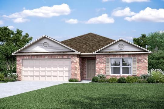 6207 SW Sumter RD, Bentonville, AR 72712