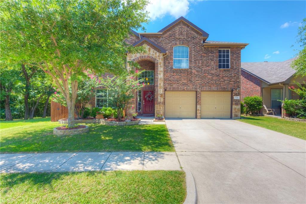 1135 Golden Eagle Court, Aubrey, TX 76227