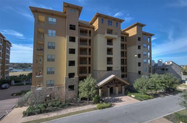 This nicely furnished Cottonwood Waters Condo is located in the heart of Horseshoe Bay Resort. Close to the amenities such as Yacht Club, Spa, Marina, Tennis Courts and Lakeside Grill, it's location is perfect. The open tiled patio has views of open water and perfect for watching the beautiful Hill Country Sunsets. The kitchen is open with stainless steel appliances. The open family living room makes it a great gathering place. The unit comes furnished and current owners are members of the Resort.