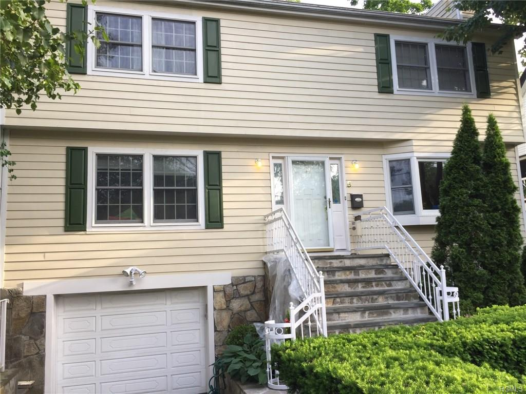 Gorgeous 3 BR 2 1/2 Baths young Colonial Home with a deck, lg patio & yard. It's on dead end street. with Fire Place, garage, fenced yard, big bedrooms, beautiful wood floors throughout, washer & dryer, will take small pets. Ardsley school district. ready for your summer move.