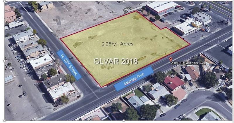 2380 SEARLES Avenue, Las Vegas, NV 89101