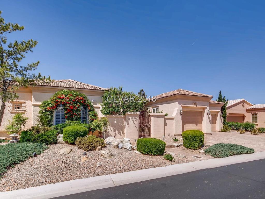 4555 RIVA DE ROMANZA Street, Las Vegas, NV 89135