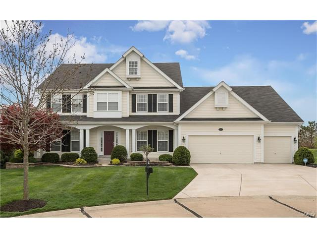 5 Flowery Branch Place, Wildwood, MO 63040