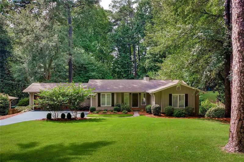 4032 Emma Lane NE, Atlanta, GA 30342