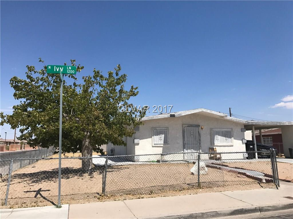 1212 IVY Lane, North Las Vegas, NV 89106