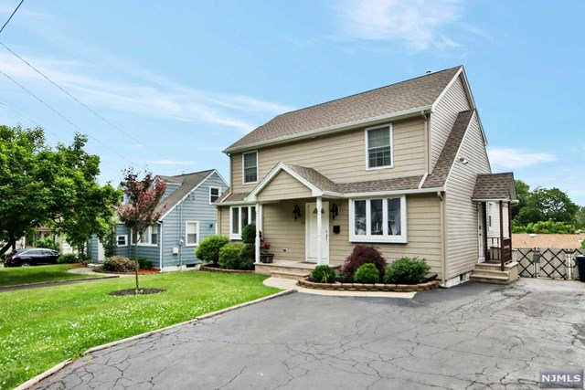 138 Burr Place, Hasbrouck Heights, NJ 07604