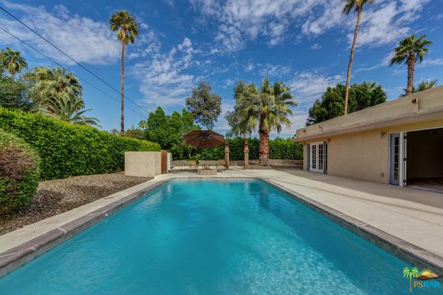 689 S El Cielo Road, Palm Springs, CA 92264