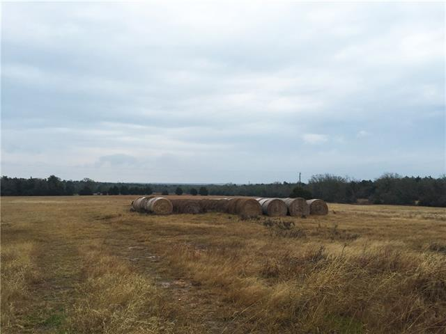 +/- 20 acres 5 miles south of Giddings on CR 218. Tract features cleared, rolling pasture land planted in thick coastal. AG exemption held by hay production. Build your new home or a get-a-way cabin. Don't let the winter pictures deceive you, this is a beautiful piece of land. Served by Lee County Water Supply (available at the road), and Bluebonnet Electric Co-op (lines on site). Septic needed. Will be restricted at closing - no mobile, modular, or manufactured homes. No commercial. Appointment required.