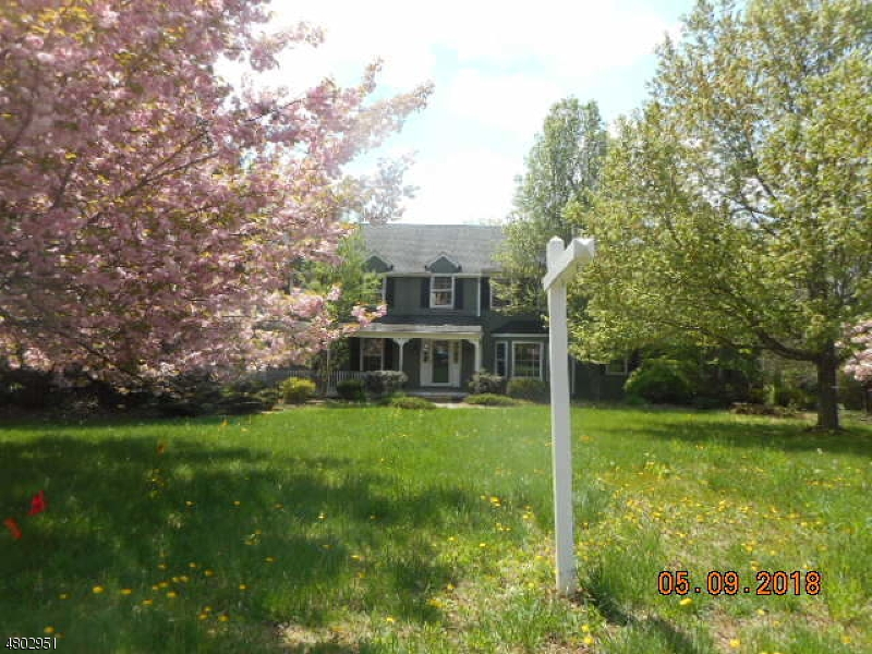 Location, location, location..Large 4 bedroom, 2.1 bath colonial in very desirable Salter Farm location. Full basement, sliders to large deck over looking a level, open lot with mature trees