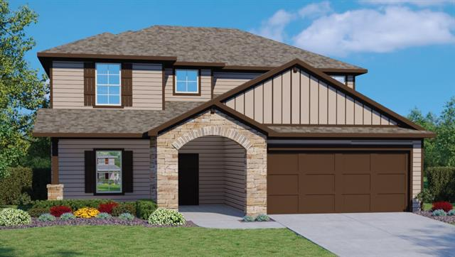 UNDER CONSTRUCTION - ESTIMATED COMPLETION IN JULY 2018.  THIS HOME HAS STUNNING CURB APPEAL, BERMUDA GRASS SURROUNDING THE ENTIRE HOME AND A SPACIOUS BACKYARD.  THIS COMMUNITY EMBRACES THE ESSENCE OF THE HUTTO LIFESTYLE.  COME CLAIM YOUR PIECE OF TEXAS!