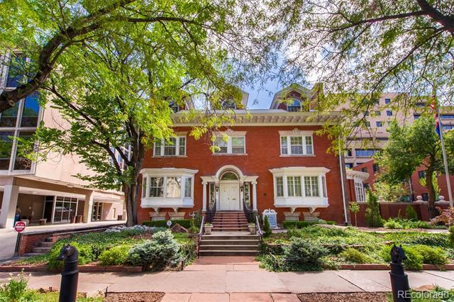 The architect for this Historic Denver Landmark designed the Daniels & Fisher Tower. It became The Starkey International Institute for Household Management, training & placing graduates with skills required to manage large homes & estates worldwide. It's mechanical & technical communication systems have been updated. 