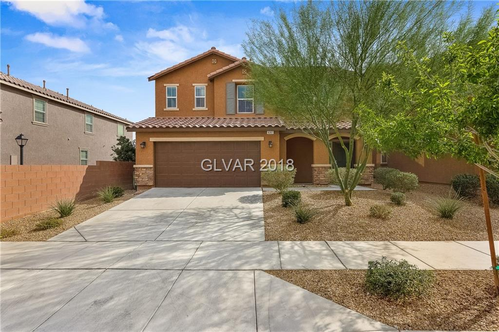 4361 DUCK HARBOR Avenue, North Las Vegas, NV 89031
