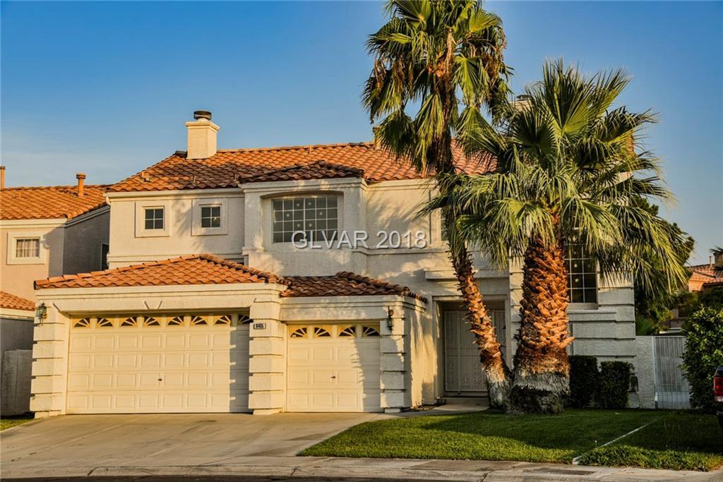 8405 BAY POINT Drive, Las Vegas, NV 89128