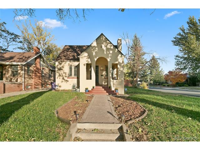 Picture of corner lot home in 4100 Decatur Street Sunnyside Denver CO