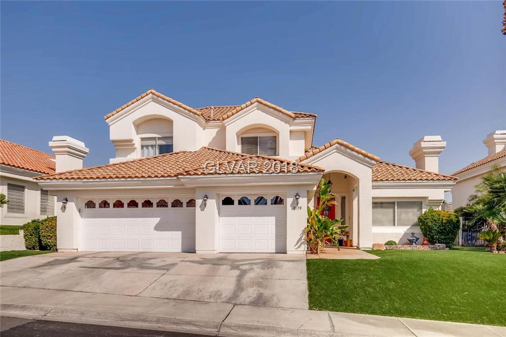 8120 PACIFIC COVE Drive, Las Vegas, NV 89128