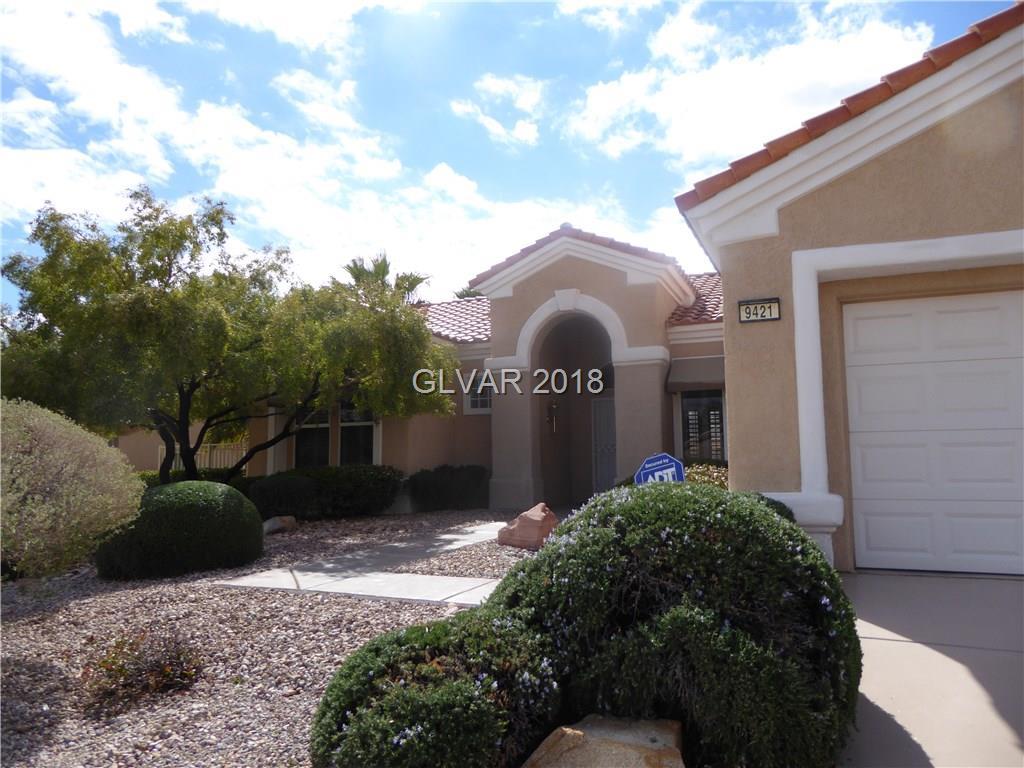 9421 VILLA RIDGE Drive, Las Vegas, NV 89134