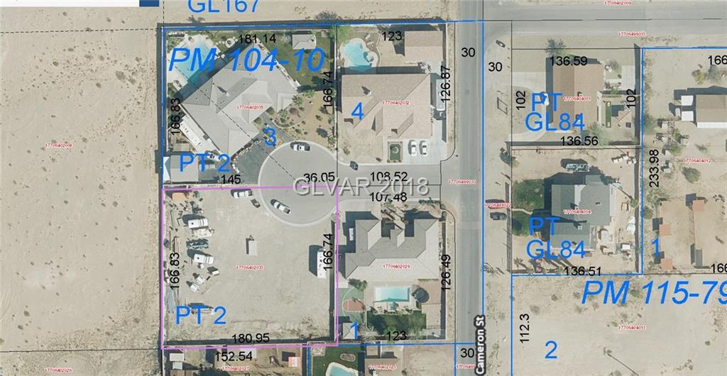 Vacant Lot (177-06-402-033), Las Vegas, NV 89118