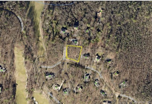 Great opportunity to build your dream home in Champion Hills.  This rare easy build mostly level 0.63 acre corner lot would allow for a 1 level home. Close to all amenities and the main entrance. City water, underground utilities and natural gas available.  Just minutes to Historic Downtown Hendersonville.
